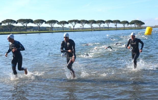 Uscita all'australiana dell'inviato di My Triathlon in Style (quello senza occhialini 😂)