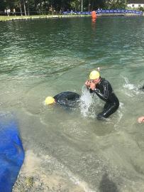 Simone all'uscita dall'acqua 1...