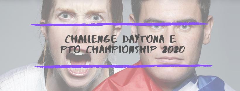Vincitori del PTO Championship - Findlay e Iden